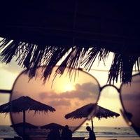 Photo taken at Candolim Beach by Mayya . on 4/13/2013
