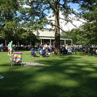 Photo taken at Tanglewood by Richard P. on 6/29/2013