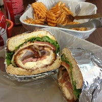 Photo taken at Hamburguesas HM by U L. on 12/18/2012