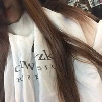 Photo taken at MS Hair Saloon by farasyieqin on 7/12/2016