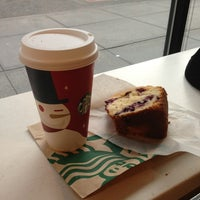 Photo taken at Starbucks by Hamid R. on 1/1/2013