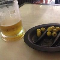 Photo taken at Cervecería 100 Montaditos by Andelka A. on 10/14/2012