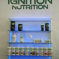 Photo taken at Ignition Nutrition by Brielle K. on 8/29/2014