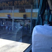 Photo taken at Terminal de Buses Curicó by Pacita E. on 12/10/2012