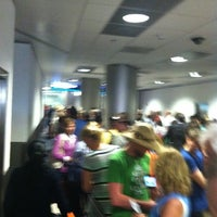 Photo taken at US Customs & Immigration by Charles B. on 3/16/2013