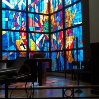 Photo taken at Lord Of Life Lutheran Church by Heidi M. on 2/16/2013