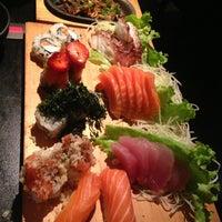 Photo taken at Mori Sushi by Rodrigo D. on 5/26/2013