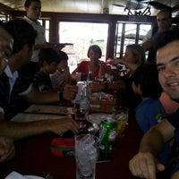Photo taken at Senzala Restaurante by Denis S. on 2/10/2013