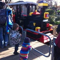 Photo taken at Legoland Station by Martin L. on 4/16/2014