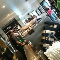 Photo taken at Starbucks Colonia Médica by Carlos R. on 10/11/2014