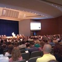 Photo taken at Oklahoma Christian University by Morgan E. on 6/16/2013