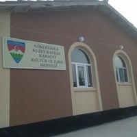 Photo taken at Bolvadin Gökçeyayla Kuzey Kafkas Karaçay Kültür Ve Yardımlaşma Derneği by Beytullah on 6/29/2013