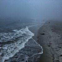 Photo taken at Newport Pier by Herman L. on 12/17/2012
