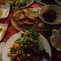 Photo taken at K1 Steakhouse by Miranda N. on 2/4/2014