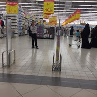 Photo taken at Carrefour by Harun R. on 10/23/2016