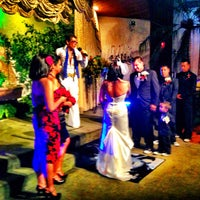 Photo taken at Viva Las Vegas Wedding Chapel Inc. by Joey G. on 10/7/2012