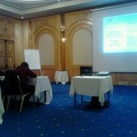 Das Foto wurde bei Sheraton Tunis Hotel von Khaled S. am 12/8/2012 aufgenommen