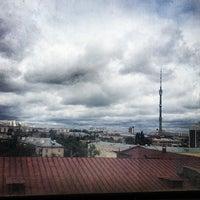 Photo taken at Новодмитровская, 5А by Gelya G. on 7/21/2013