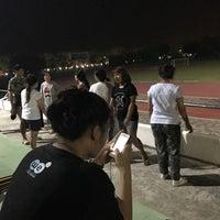 Photo taken at Main Stadium by Lunaruna W. on 4/22/2017