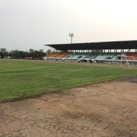 Photo taken at Main Stadium by Lunaruna W. on 2/24/2017