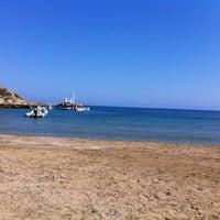 4/23/2013 tarihinde Begüm D.ziyaretçi tarafından Denizkızı Beach'de çekilen fotoğraf