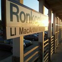 Photo taken at LIRR - Ronkonkoma Station by Steven M. on 10/1/2012