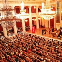 Снимок сделан в Филармония им. Д. Д. Шостаковича. Большой зал пользователем Irina 4/28/2013