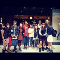 Photo taken at Bershka by Alexandеr N. on 9/20/2012