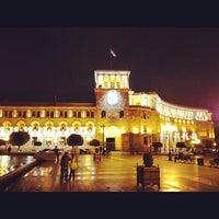 Снимок сделан в Площадь Республики пользователем Alexandеr N. 10/28/2012