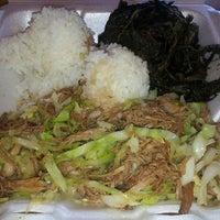 Photo taken at L&L Hawaiian BBQ by Gerri H. on 5/1/2013