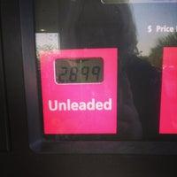 Photo taken at Safeway Gasoline by Brittanie M. on 1/10/2014