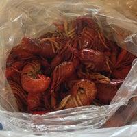 Photo taken at Kjean Seafood by Adam B. on 4/11/2013