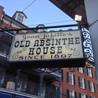 Photo taken at The Old Absinthe House by Adam B. on 4/11/2013