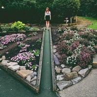 Photo taken at Village Greens Miniature Golf by Jeff F. on 8/14/2012