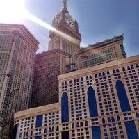 Photo taken at Makkah Millennium Towers by Kariim F. on 2/14/2013