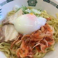 Photo taken at 日高屋 八丁堀新大橋通店 by Hiroyuki O. on 5/15/2017