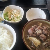 Photo taken at まんぷく食堂 by なべ ち. on 7/20/2013