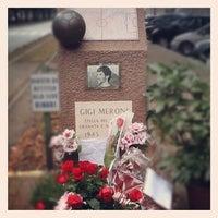 Foto scattata a Monumento a Gigi Meroni da alex f. il 10/17/2012
