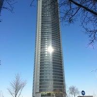 Foto tomada en Hotel Eurostars Madrid Tower por ViajesAvismar.com el 3/20/2013
