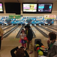 Photo taken at Hudsonville Lanes by Ron T. on 1/19/2013
