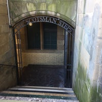 Photo taken at Scotsman Steps by Katie F. on 4/9/2017