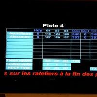 Photo taken at Bowling de la Pompignane by Alexandre R. on 5/18/2016