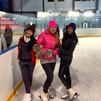 Photo taken at Ледовая Арена by Надежда У. on 11/30/2013