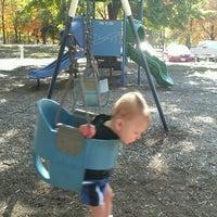 Photo taken at Owen Park Playground by Amanda L. on 9/29/2012