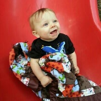 Photo taken at Owen Park Playground by Amanda L. on 9/16/2012