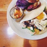 Photo taken at Birchwood Cafe by Dhila B. on 3/21/2015