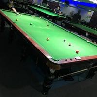 Photo taken at Punggol Billiards by Darryl T. on 10/25/2017