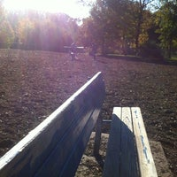 Photo taken at Talley Day Bark Park by Paul B. on 10/22/2012