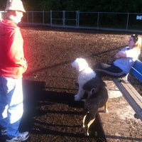 Photo taken at Talley Day Bark Park by Paul B. on 9/20/2012