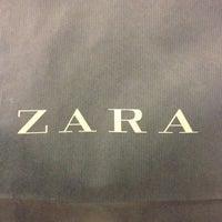 Photo taken at Zara by Isabel H. on 9/28/2012